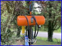 1 Ton CM Loadstar Electric Chain Hoist