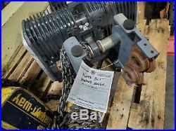 2 Ton Kone Cranes Electric Chain Hoist 230volts 3ph/60hrz