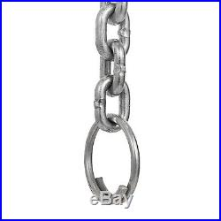 3Ton 5FT Ratcheting Lever Block Chain Hoist Puller Pulley milling carbon steel