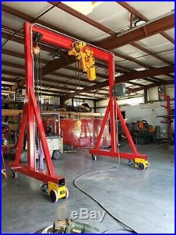 5 ton electric chain hoist lowheadroom