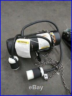 500lbs Prostar Electric Chain Hoist