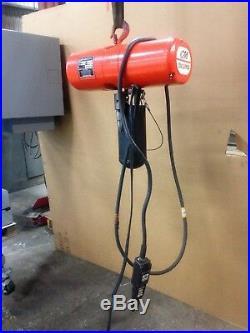 9950 CM Electric Chain Hoist