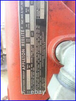 Acco Wright Work-Rated 20 Ton Single Girder Electric Chain Hoist withPendant