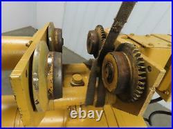 Budgit 3 Ton 6000Lb Electric Chain Hoist 3Ph 230/460V Power Trolley 11' Lift