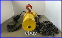 Budgit Beh0208 Electric Chain Hoist 4000 Lb/ 2 Ton Capacity 10 Ft. Chain Length
