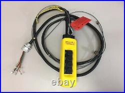 Budgit Electric Chain Hoist 1/4 ton 3 phase 240v model 328914-03
