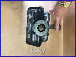 C M 1/2 Ton Electric Chain Hoist Model F Lodestar 15 Foot Lift 1/2 HP