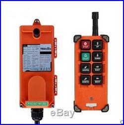 CE Wireless Remote Control Electric Chain Hoist Crane Controller F21-E1 (1T+1R)