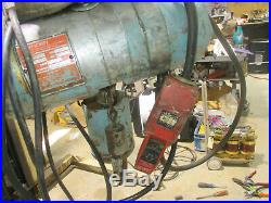 CM 1/2 ton electric chain hoist single phase 120VAC Model F 10 ft. Lift