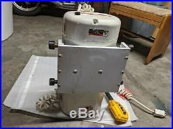 CM Assist 1000 1/2 Ton 1000LB Electric Chain Hoist Columbus Mckinnon 16 FPM