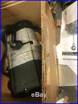 CM Columbus McKinnon Prostar Electric Chain Hoist 1/4 Ton 2127CF 230V 3 Phase