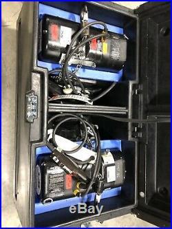 CM Lodestar 1/2 Ton, 500kg Electric Chain Hoist