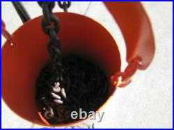 CM Lodestar 1/2 Ton Electric Chain Hoist Model F 120V