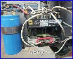 CM Lodestar 1 Ton Electric Chain Hoist 120 Volts