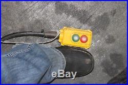 CM Lodestar 2 ton Electric CHAIN Hoist