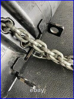 CM Lodestar Chain Electric Hoist 1/2 Ton With 75ft Chain