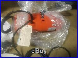 CM Lodestar Chain Hoist 500 Pound Capacity