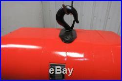 CM Lodestar Model L 1 Ton 1Hp Electric Chain Hoist 230/460V 3Ph 20'6 Lift 16FPM