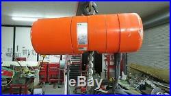 CM Lodestar Model L 1 Ton 1Hp Electric Chain Hoist 230/460V 3Ph 36840