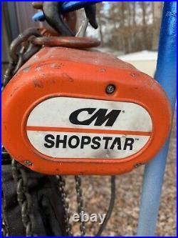 CM Shopstar Chain Hoist