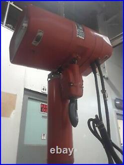 CM ValuStar 2 Ton Electric Chain Hoist Model WR 115/1/60 8FPM with Remote 16