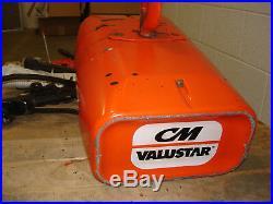 CM Valustar WR 2 Ton Electric Chain Hoist 1HP 13.4A 2000kg