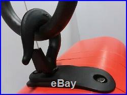 Cm Lodestar Model B 1/4 Ton 500lb Electric Chain Hoist 3Ph 15' Lift 16 FPM
