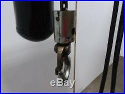 Cm Lodestar Model L 1 Ton 2000lb Electric Chain Hoist 1Ph 120v 15' Lift 16fpm