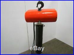 Cm Lodestar R 2 Ton 4000lb Electric Chain Hoist 3Ph 15' Lift