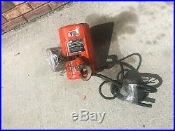 Cmco Shopstar Electric Chain Hoist 300lb 1 Speed 16fpm