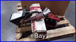 Coffing 1/2 Ton Electric Hoist EC-1016-3 w Pendant & Chain Cont. With Trolley