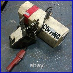 Coffing 1/4-ton Electric Chain Hoist Model Ec-0532-1