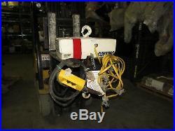 Coffing Ec. 0516.3 Chain Hoist 250lbs 230/460v 3ph 20' Lift (we Ship Freight!)