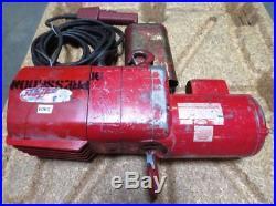 DAYTON 3Z874 1 TON CHAIN HOIST electric industrial mechanical lift 010-1991739