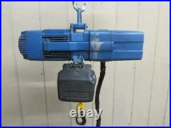 Demag DK2-250-K-V1 Electric Chain Hoist 1/4 Ton 500 Lbs 3 PH 13' Lift
