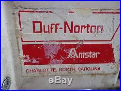 Duff-Norton Coffing 2 Ton EC Electric Chain Hoist EC-4006-3