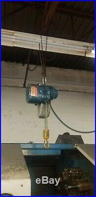 Electric chain hoist 1/2 ton