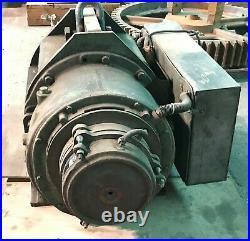 Harnischfeger P & H 7 1/2 Ton Electric Chain Hoist