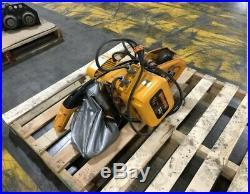 Harrington 1/2 Ton Electric Chain Hoist 208-230/460v 3 Phase Ibbq