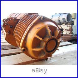 Harrington 1 Ton Electric Chain Hoist, 220/440v, 3PH, 60Hz, ES3-6689