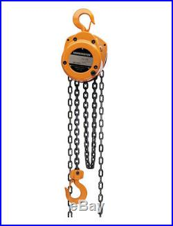 Harrington CF050-20 Chain Hoist 5 Ton 20' Load Lifting & Rigging