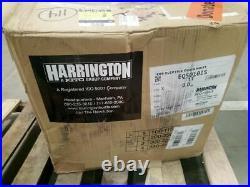 Harrington SEQ010SD-20 1.3 HP 115V 2000 Lb Load Cap 20 Ft Hoist Lift Chain Hoist