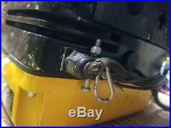 Ingersoll Rand Electric 3-ton chain hoist 6,600LBS quantum series $6,000+ retail