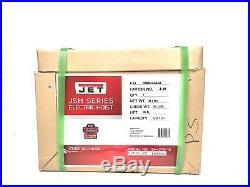 JET Electric Chain Hoist-1/8-Ton Cap, 10ft. Lift, 1-Phase, Model JSH-275-10