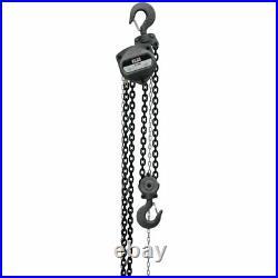 Jet 101953 S90-500-30, 5-Ton Hand Chain Hoist With 30' Lift