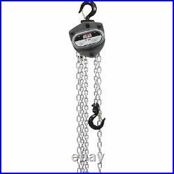 Jet 104100 L-100-50WO-10 1/2-Ton Hand Chain Hoist 10' Lift Overload Protection