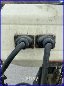 Jet 5 Ton Electric Chain Hoist Phase 1, Hoisting Speed 4.9 Model No 5ss-1c-15