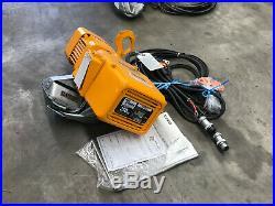 Kito Er2-003is Electric Chain Hoist C1 M6