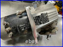 Lofrans KOBRA Windlass 1000 12v boat anchor electric lift motor Hoist 1/4 Chain
