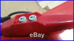 Milwaukee Electric Chain Hoist 2 Ton 20 feet Hook Mount Magnetic Brake 9573 K530